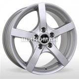 Storm YQ-007 7x16 5x110 ET42 DIA73,1 (silver)