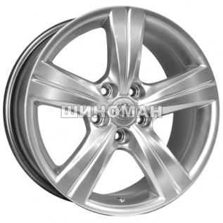 Kyowa KR600 6,5x15 5x112 ET42 DIA67,1 (silver)