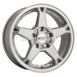 Disla Rapide 6,5x15 5x114,3 ET38 DIA67,1 (silver)