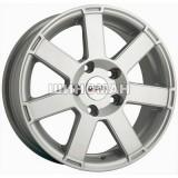 Disla Hornet 6,5x15 4x108 ET35 DIA63,4 (silver)